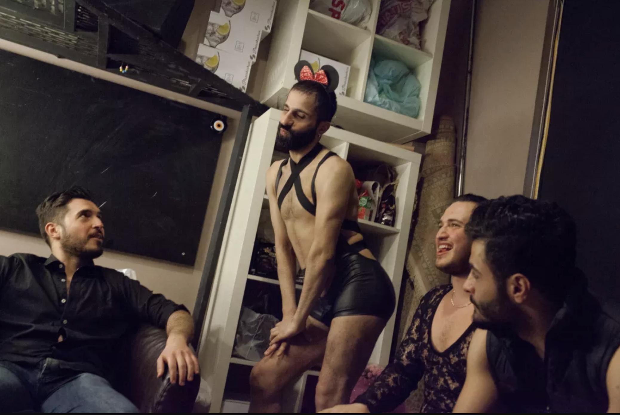 Mr. Gay Suriye, Yön.: Ayşe Toprak, 2017