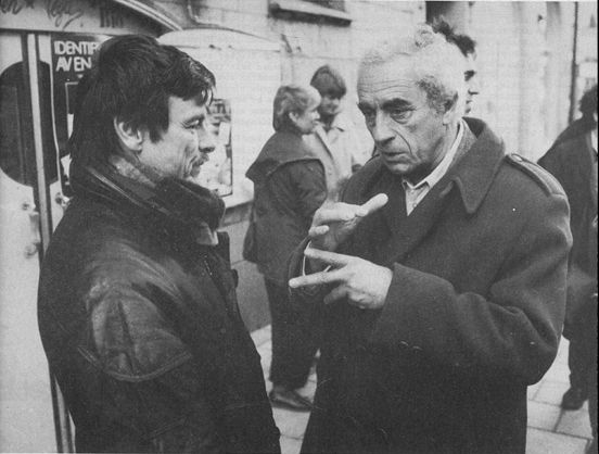 Michelangelo Antonioni ile Andrei Tarkovsky