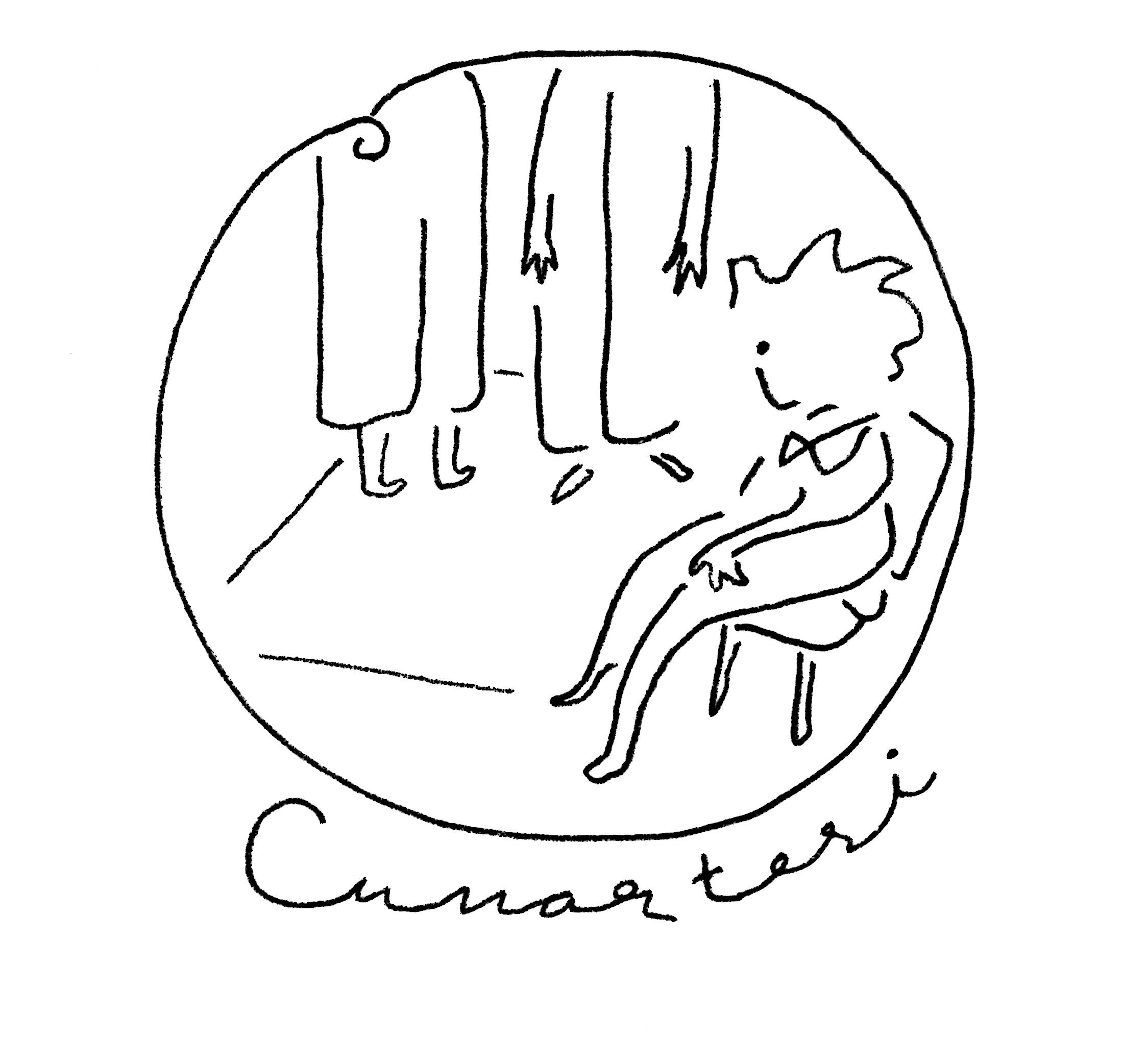 Kimdir Bu Mitat Kahraman?'dan bir Faruk Duman çizimi