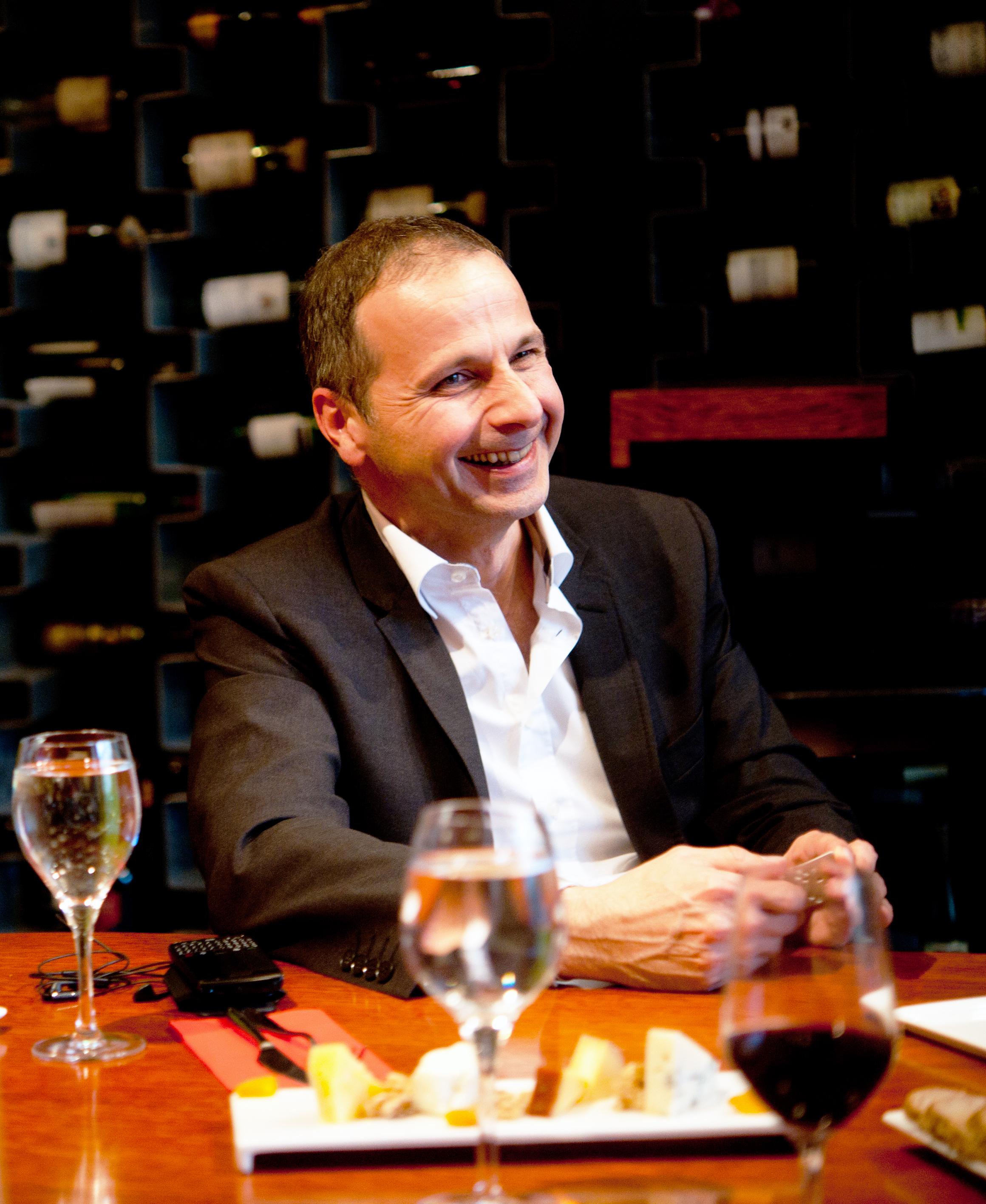 Bordo7da şato alan Kavaklıdere Şarapları'nın Murahhas Azası Ali Başman, bunun dünya  piyasası için bir atlama taşı olacağını söylüyor.
