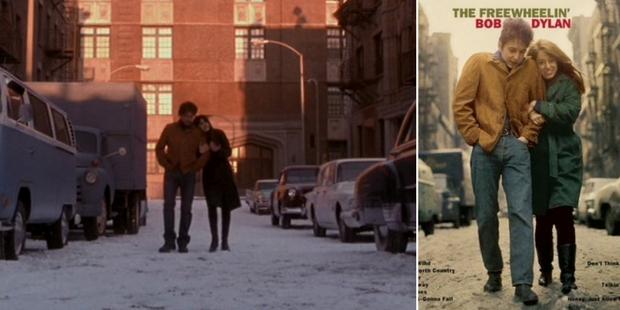 Vannilla Sky, Yön.: Cameron Crowe, 2001 - The Freewheelin', Bob Dylan, 1963