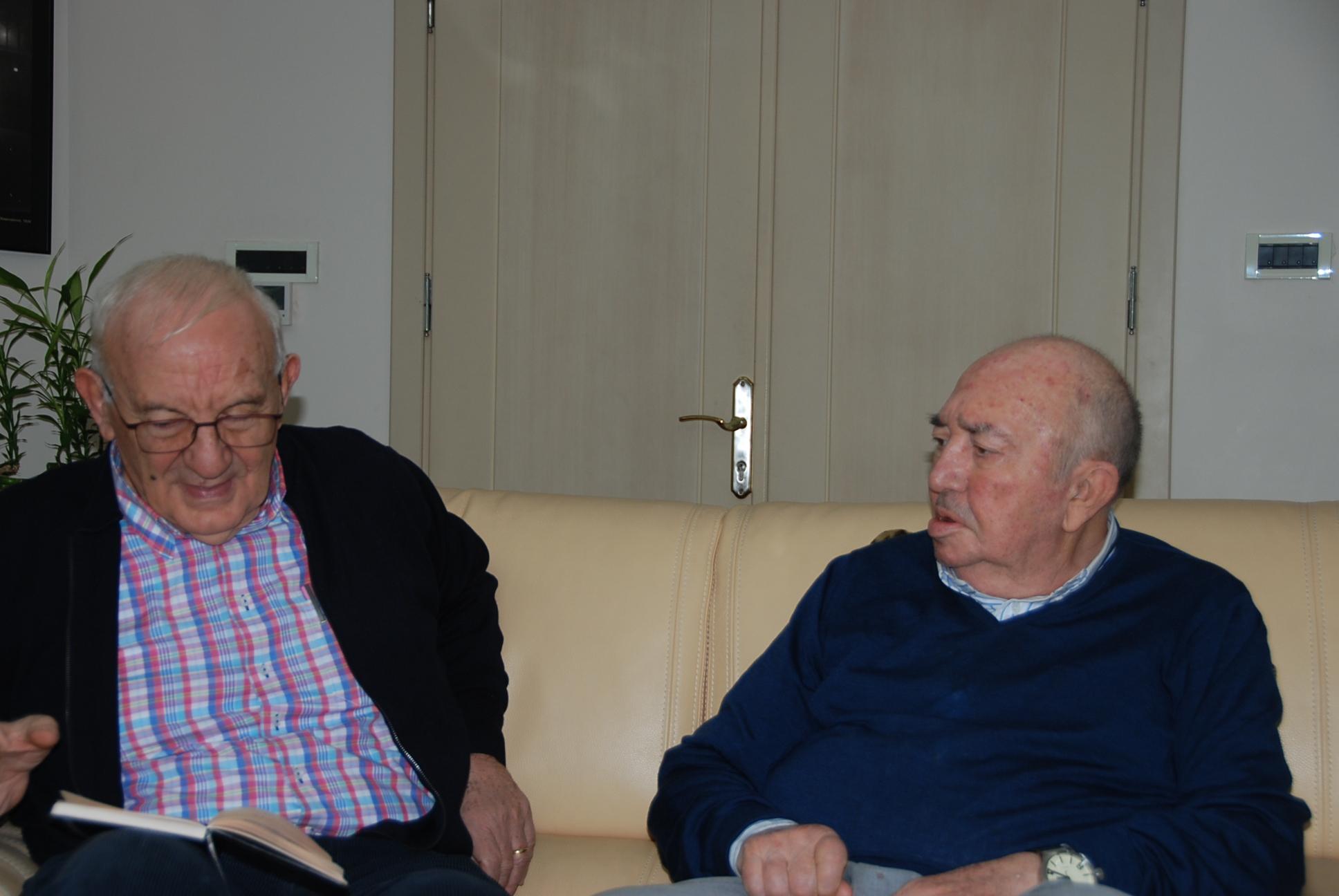 Atilla Dorsay ve Türker İnanoğlu
