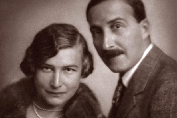 Friderike Maria ve Stefan Zweig