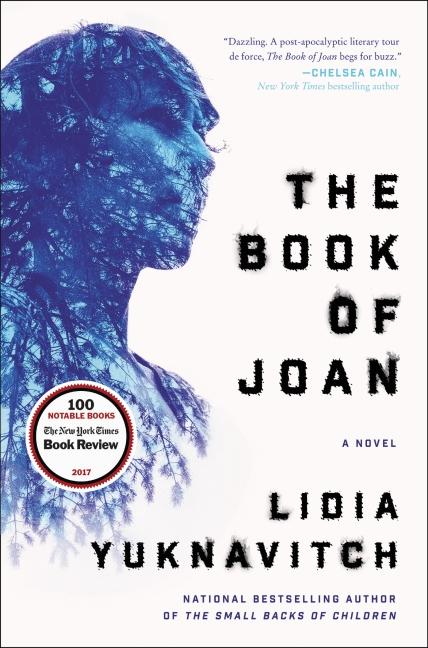 Book of Joan, Lidia Yuknavitch, Harper Collins