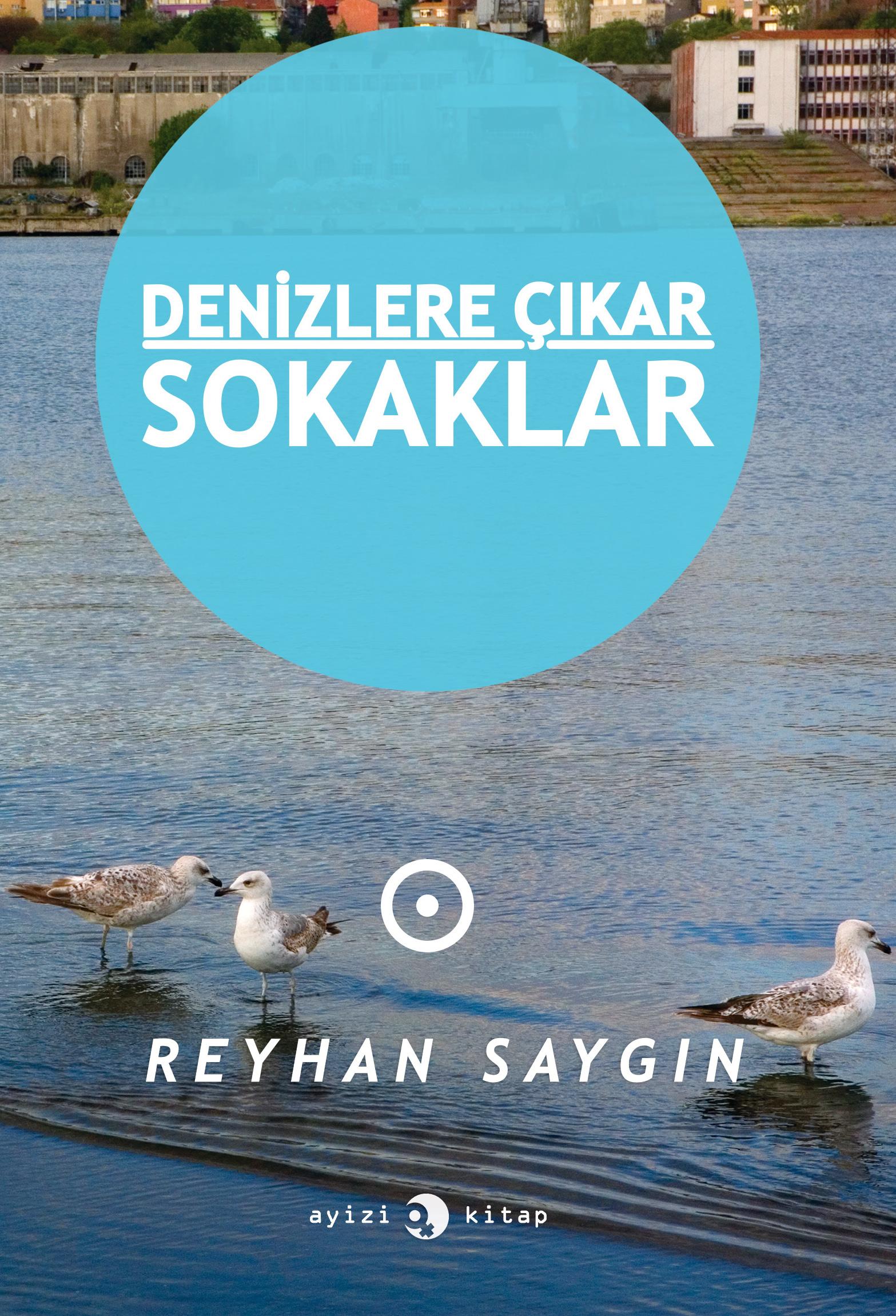 Denizlere Çıkar Sokaklar, Reyhan Saygın, Ayizi Kitap