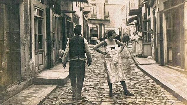 1910'larda Galata