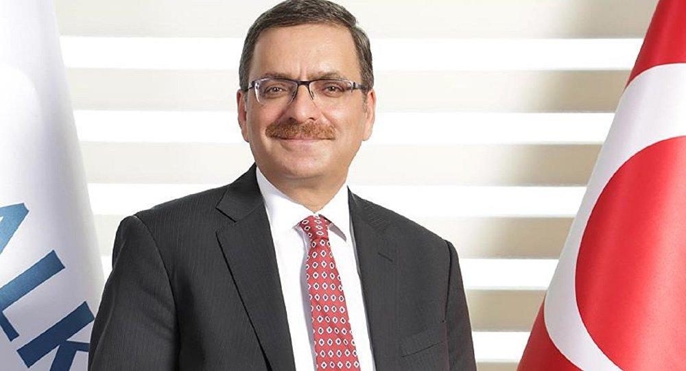 Ali Fuat Taşkesenlioğlu