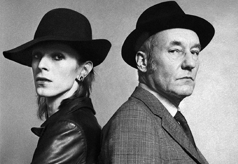 David Bowie ve William Burroughs
