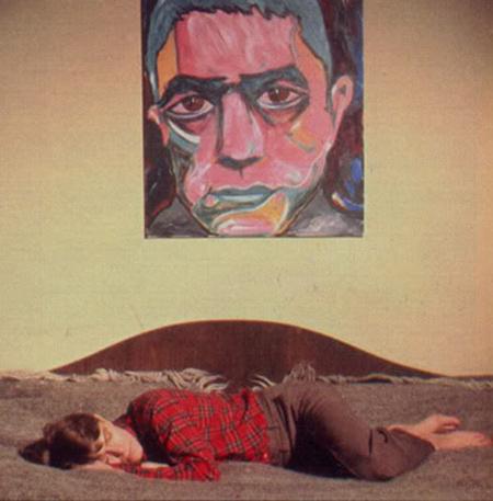 David Bowie, Mişima çizimiyle