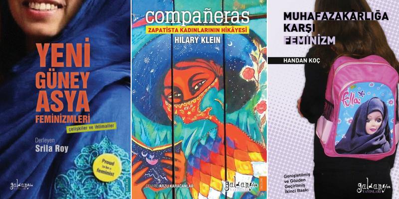 Yeni Asya Feminizmleri, Der. Srila Roy - Compañeras, Hilary Klein, çev.: Arzu Karacanlar- Muhafazakârlığa Karşı Feminizm, Handan Koç