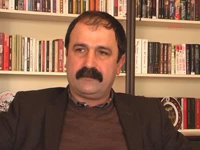 Şırnak Baro Başkanı Nuşirevan Elçi
