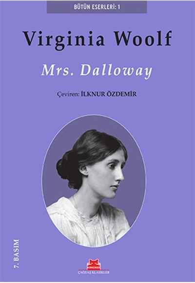 Mrs. Dalloway, Virginia Woolf, çev.: İlknur Özdemir, Kırmızı Kedi Yayınları