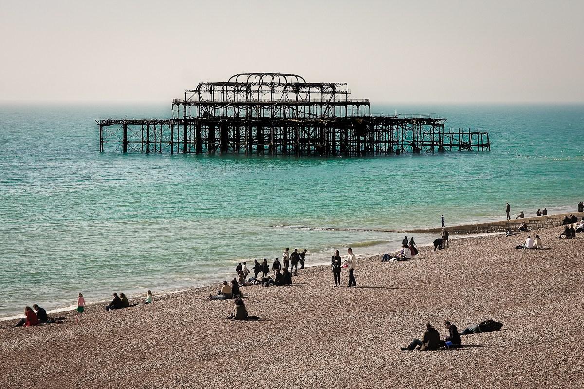 """West Pier – Brighton"""