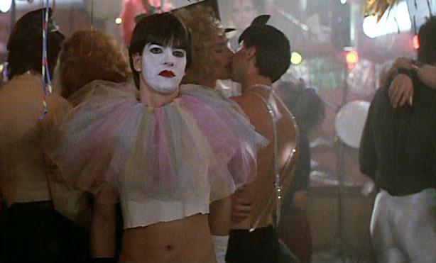 Doğu Berlin'de erkek eşcinsellerin yaşadıklarını anlatan 1989 yapımı Coming Out filminden bir kare.