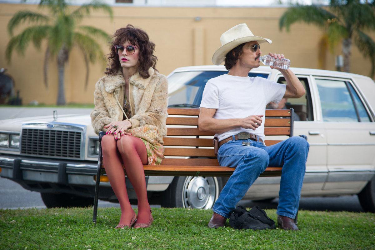 Dallas Buyers Club filminden bir kare
