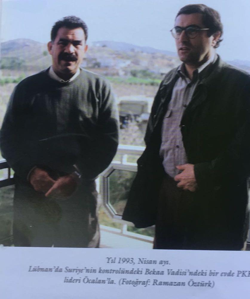 İlk baskısı 2003'de yapılan Kürtler isimli kitabımdan