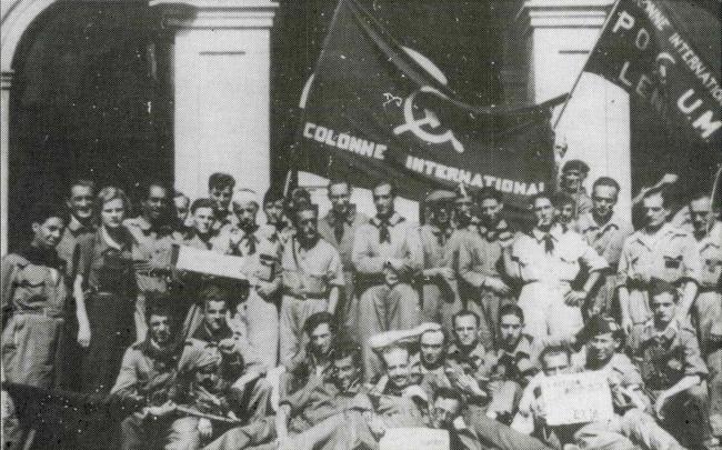 1936, İspanya