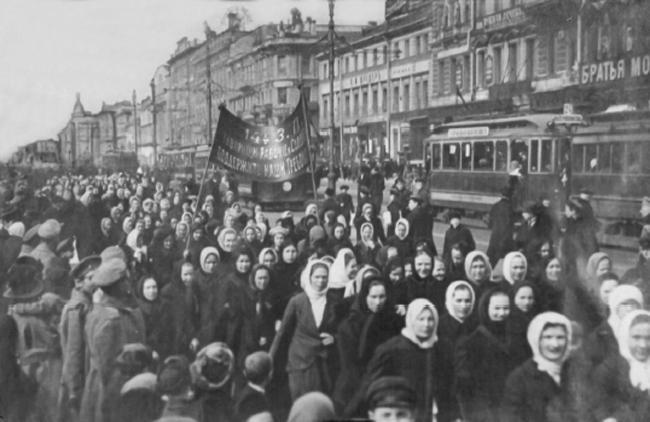 1917, Rusya