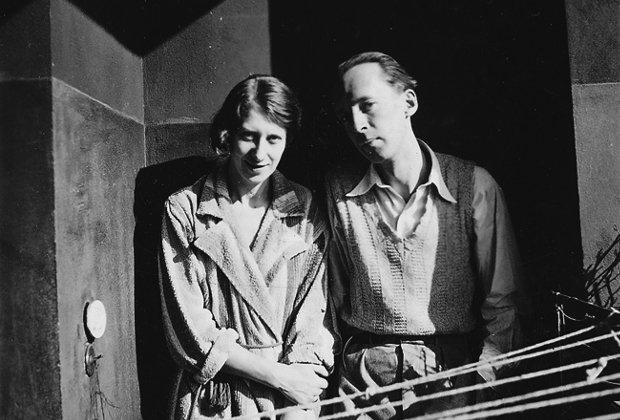 Vladimir ve Vera Nabokov, Berlin, 1934