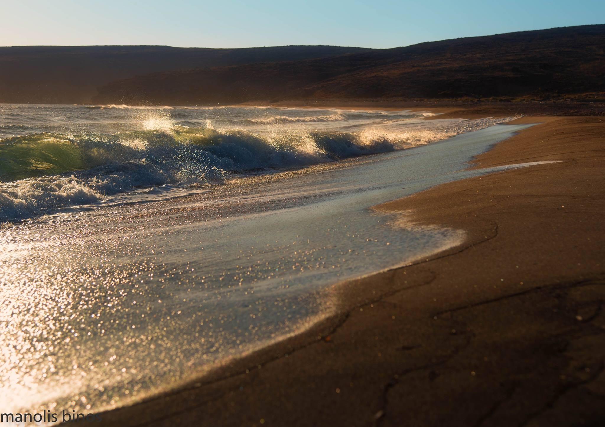 Mitilene kumsalları