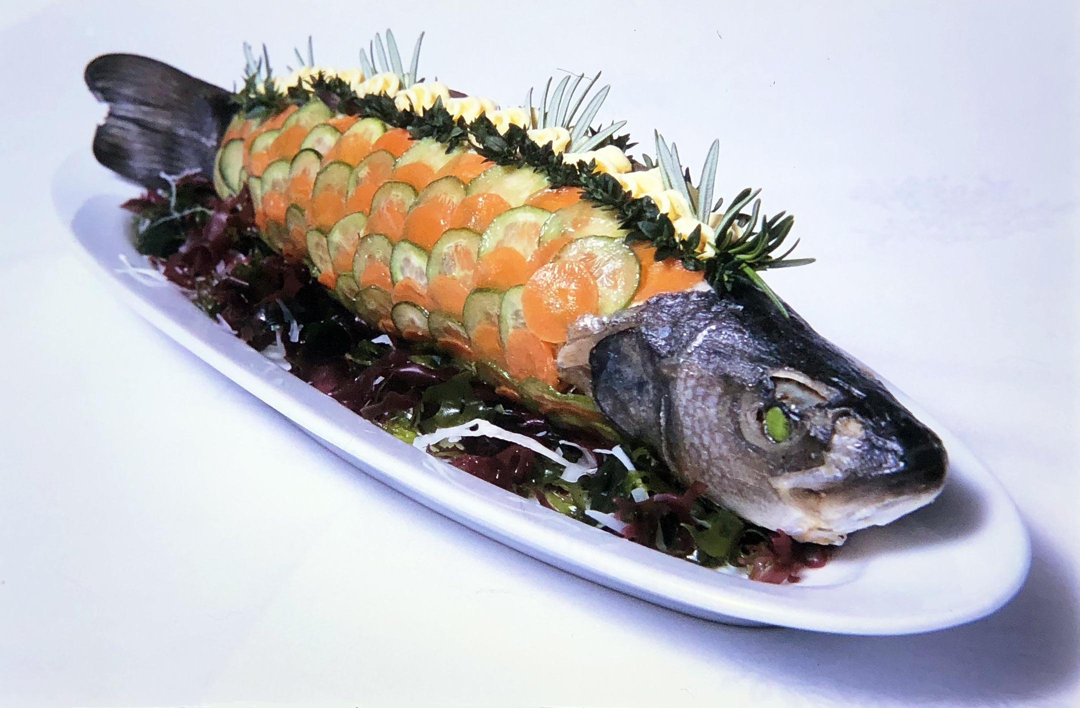 Ekose etekli levrek balığı, seçimlerde iktidar partisine hayli oy kaybettirmişti.