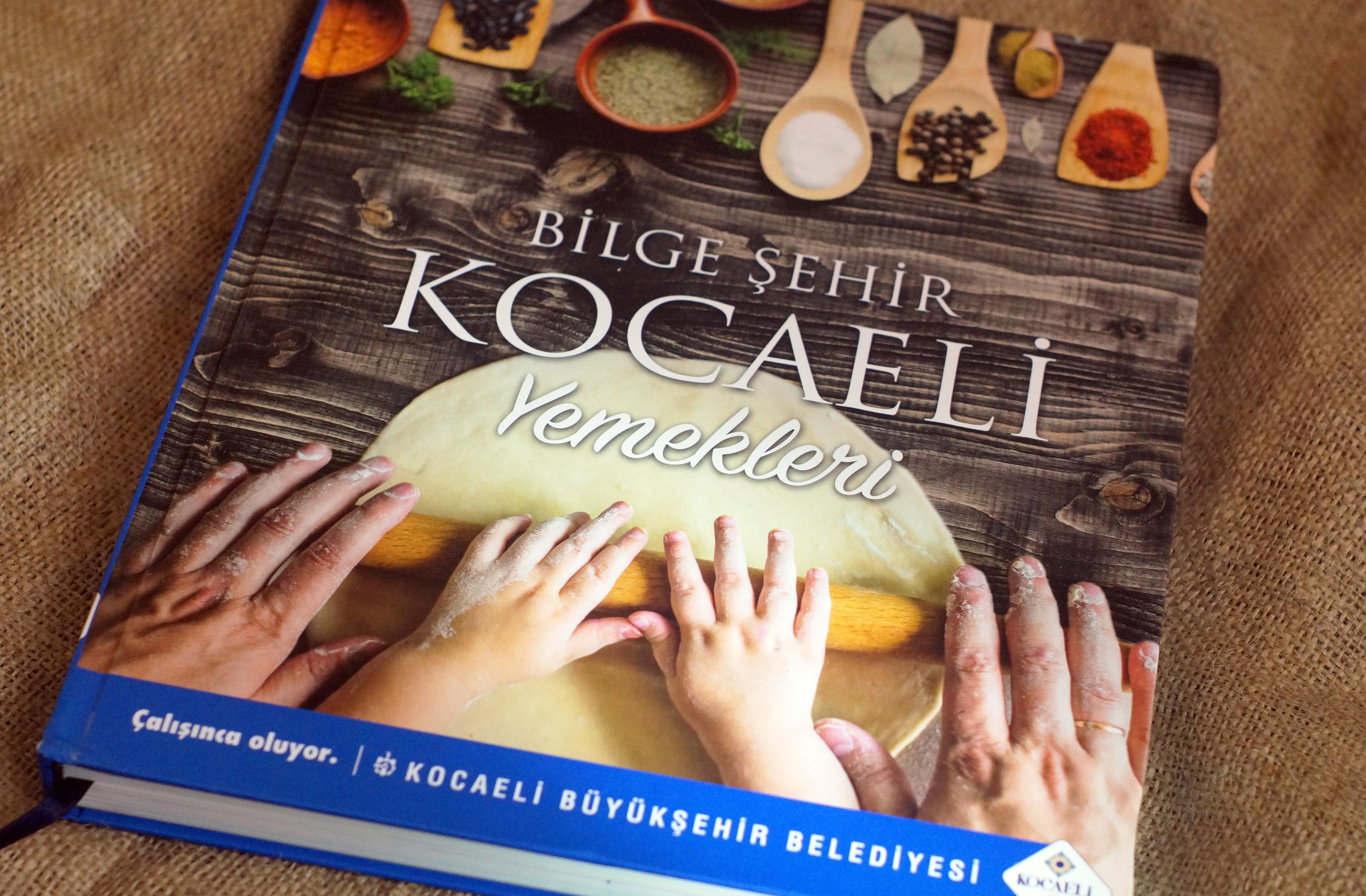 Kocaeli'nin az tanınan mutfak zenginliği, dev bir kitapta toplandı