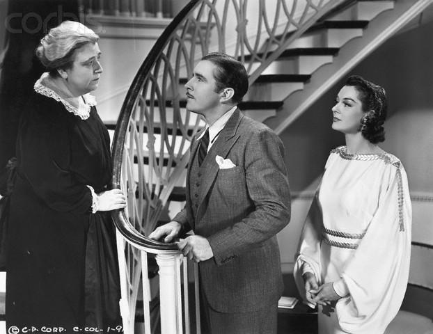 Dorothy Azner'in yönettiği 1936 yapımı Craig's Wife filminden bir kare.
