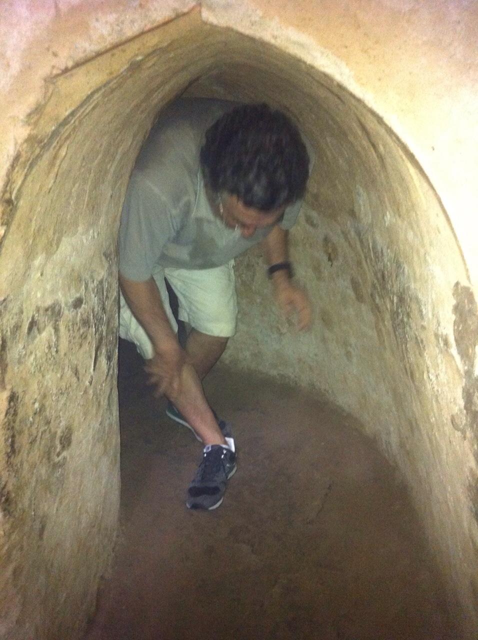 Savaş tünellerinin uzunluğu 200 kilometreyi buluyor