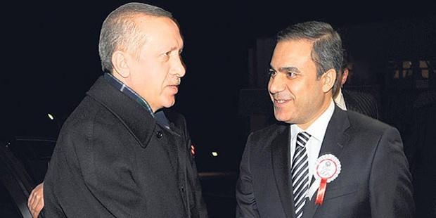 Cumhurbaşkanı Recep Tayyip Erdoğan, Milli İstihbarat Teşkilatı (MİT) Müsteşarı Hakan Fidan'ın milletvekili adaylığına olumlu bakmadığını söylemişti...
