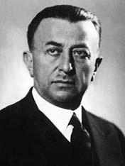1927-1938 yılları arasında İçişleri Bakanlığı yapan Şükrü Kaya