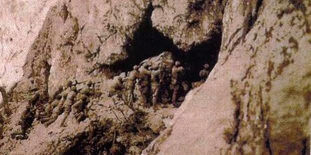 Çağlayangil: Ordu, mağaralara iltica edenleri fare gibi zehirledi