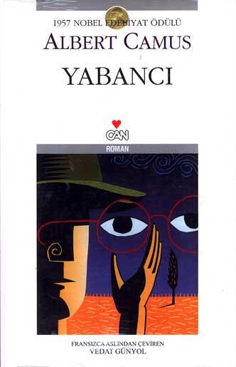 Yabancı, Albert Camus, Çeviri: Vedat Günyol, Can Yayınları