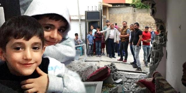 7 yaşındaki Muhammed ve 6 yaşındaki Furkan Yıldırım