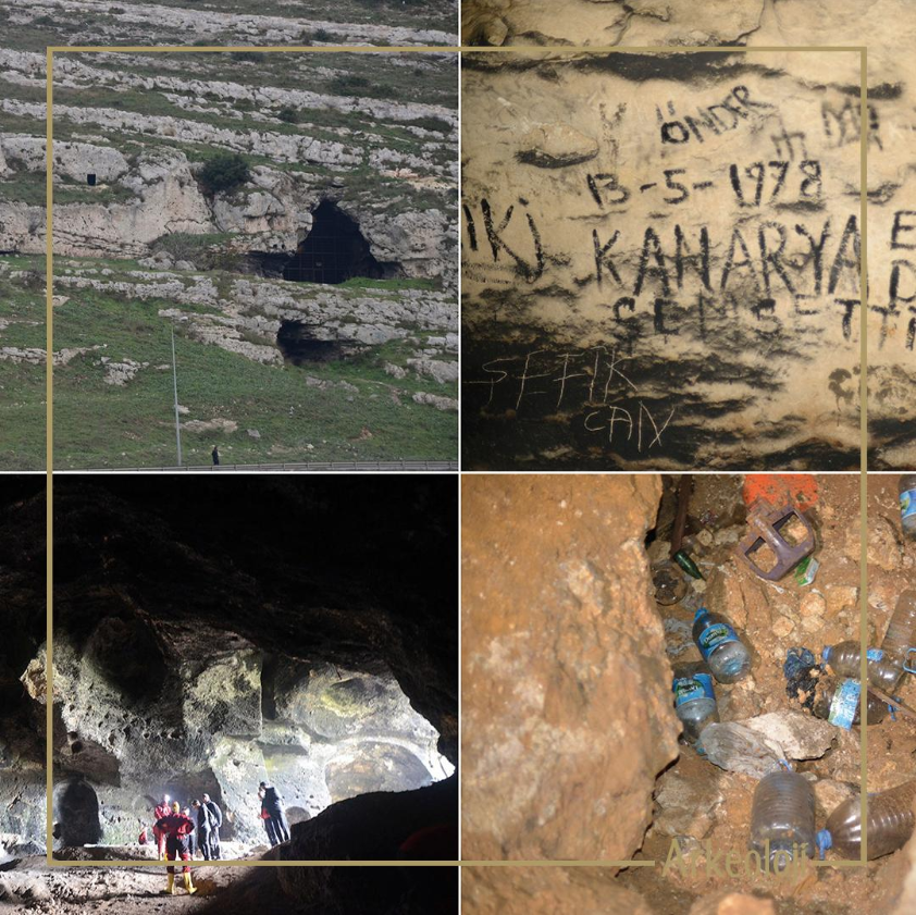 """Avrupa'nın en eski izlerini barındıran mağarada tahribat hiçbir dönem  olmadığı kadar arttı"""""""