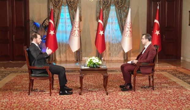 Berat Albayrak: Sebze meyve fiyatlarında siyasi saikle bir süreç yürütüyorlar; tanzim satışın fikir babası Cumhurbaşkanımız