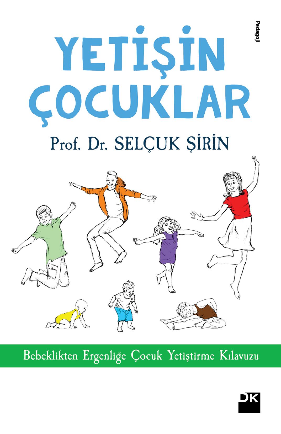 """Selçuk Şirin'in yeni kitabı """"Yetişin Çocuklar"""""""