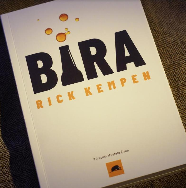 Rick Kempen'in Bira'sı, bilgi dolu ama keyifle de okunuyor..