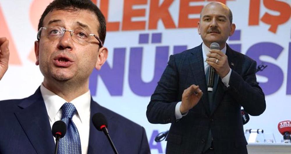 İMAMOĞLU SOYLU AKP CHP