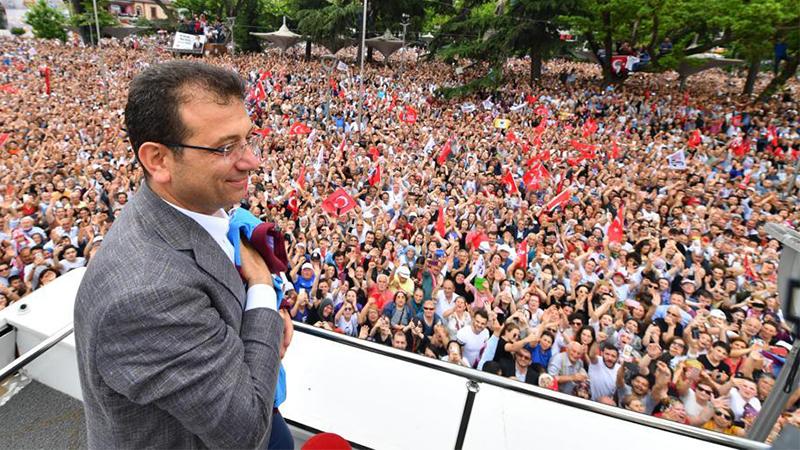 İmamoğlu'nun Trabzon mitingi yerel basında: İstihbaratçı edasıyla alanda  gezen AK Partili yöneticiler bütün programları mercek altına aldı