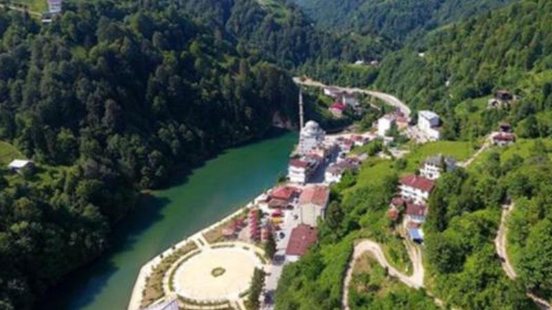 Köy sınırları içindeki şirkete verilen 'bazalt ocağı kırma' yetkisine inceleme talebi
