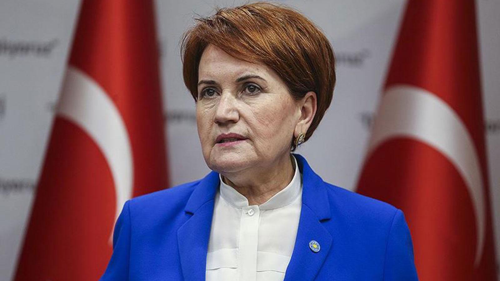"""Meral Akşener'den """"İyi Parti Erdoğan'ı destekler mi"""" sorusuna yanıt"""