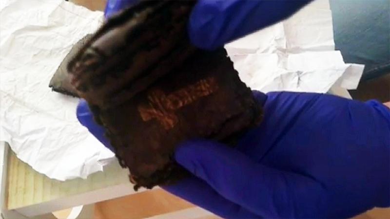 Bursa'da tarihi eser kaçakçılarına operasyon; '1,75 milyon dolarlık' İncil ele geçirildi
