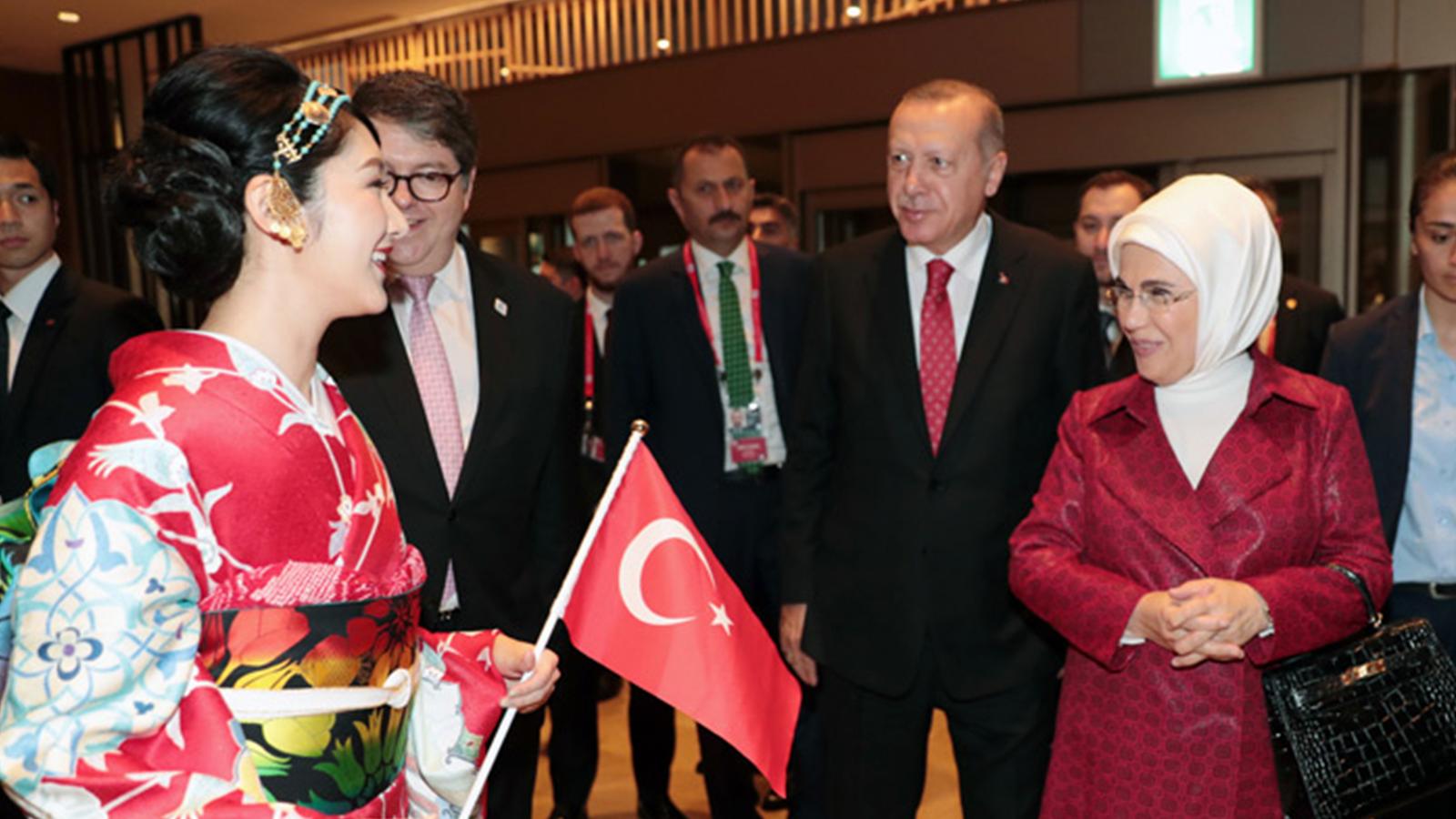 erdoğan, japonya