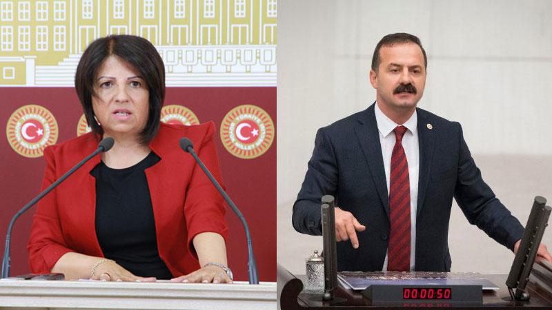 HDP'den İyi Parti'ye: Koltuğunuzda bizim sayemizde oturuyorsunuz