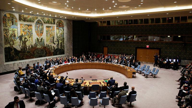 Rusya ve Çin, BM Güvenlik Konseyi'nin