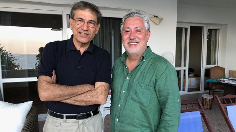 Orhan Pamuk: 31 Mart ile 23 Haziran arasında geçen süre, Türkiye siyasi tiyatrosunda gördüğüm en çirkin, en berbat, en karanlık dönemlerden biri