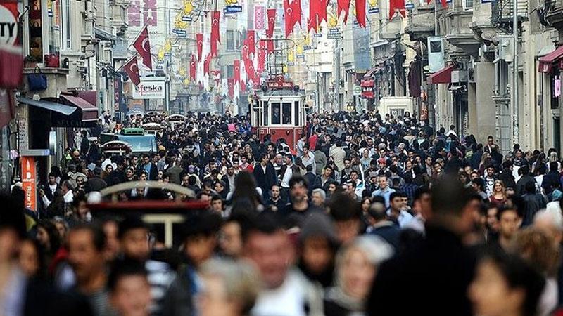 Türkiye'nin 'nüfus haritası' çıkarıldı; işte İstanbul'un nüfusu