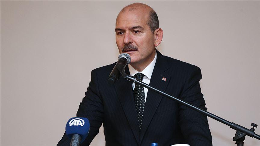 Bakan Soylu: AYM'nin kararını içimize sindiremiyoruz