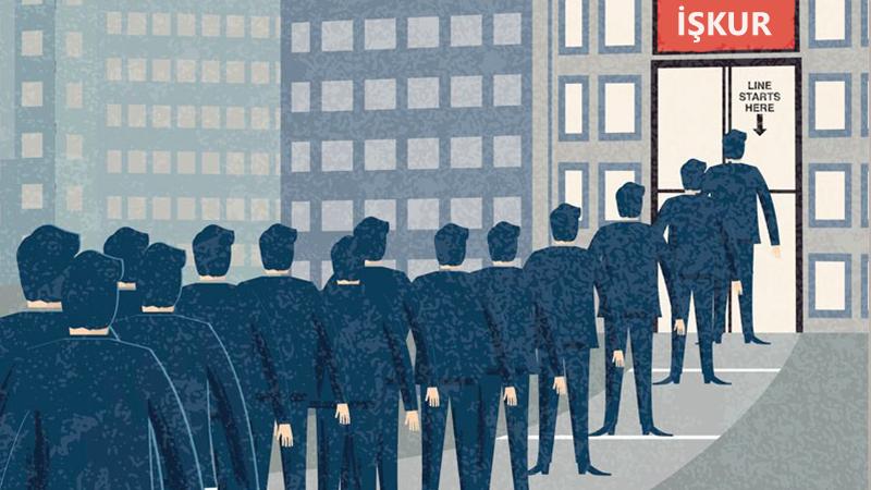İstihdam Seferberliği de çözüm olmadı; işsiz sayısı 4 milyon 202 bin!