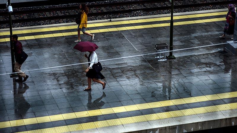 yağmur hava yağış